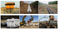 Geotextile Pipeline Weight